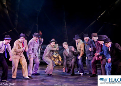 Guys and Dolls (2012)
